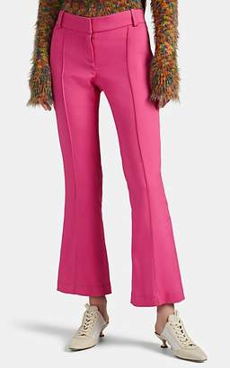 Sies Marjan Women's Danit Crop Flared Trousers - Pink