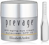 Elizabeth Arden Prevage SPF 15 Anti-Aging Eye Cream Sunscreen, 0.5 Ounce