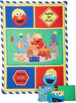 Sesame Street Construction Zone 4 Piece Set