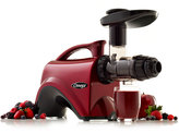 Omega NC800HDR Red Slow Speed Nutrition Center Masticating Juicer