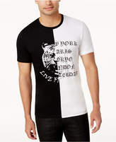 INC International Concepts Men's Spliced Graphic Print T-Shirt, Created for Macy's