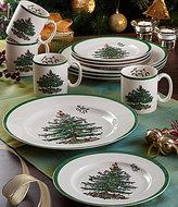 Spode Christmas Tree 12-Piece Serving Set