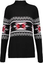 Autumn Cashmere Fair Isle kniited sweater