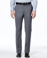 Lauren Ralph Lauren Medium Grey Solid Slim-Fit Pants