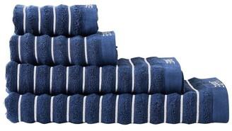 Esprit Seville Bath Towel Range Navy Bath