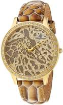 Burgmeister Women's BM805-275 Analog Display Quartz Brown Watch
