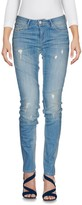 Silvian Heach Denim pants - Item 42607374