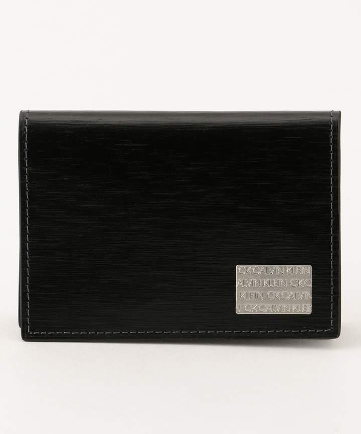 bf3095546f78 CK Calvin Klein(CK カルバン クライン) ブラック メンズ 財布&小物 - ShopStyle(ショップスタイル)