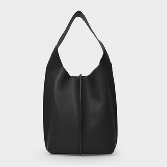 Acne Studios Bag Adrienne In Black Leather