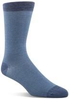 Cole Haan Piqué Textured Dress Socks