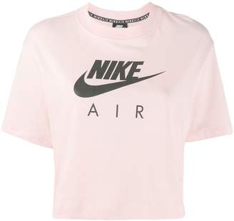 Nike contrast logo T-shirt