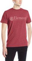 Element Men's Horizontal Push Short Sleeve T-Shirt