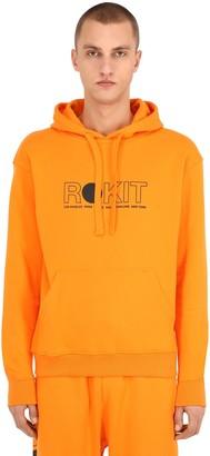 Rokit The Homegrown Cotton Sweatshirt Hoodie