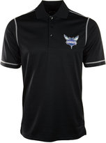 Antigua Men's Charlotte Hornets Icon Polo