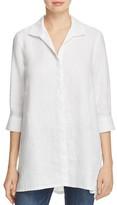 Foxcroft Skye Linen Tunic