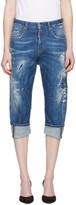 DSQUARED2 Blue Kawaii Jeans