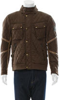Belstaff Cranwell Quilted Jacket w/ Tags