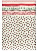 Le Petit Lucas du Tertre Sarong Flower Mini Matisse Reversible Quilted Play Mat