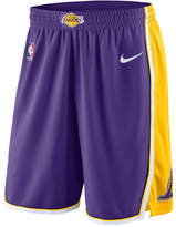 Nike Men's Los Angeles Lakers Statement Swingman Shorts