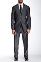 John Varvatos Collection Chad Two Button Notch Lapel Suit