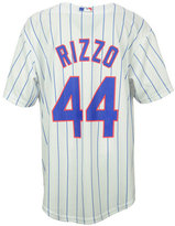 Majestic Boys' Anthony Rizzo Chicago Cubs Replica Jersey