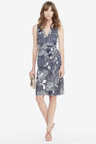 Diane von Furstenberg Mellany Silk Jersey Wrap Dress
