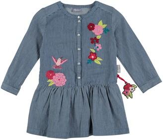 Sigikid Girl's Jeanskleid Mini Dress