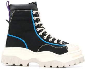 Eytys lace-up ankle boots