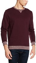 Lee Men's Plain or unicolor Long sleeve Sweatshirt