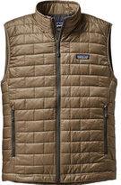 Patagonia Men's Nano Puff Brick Quilted Vest