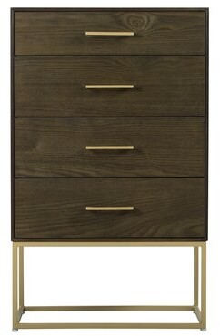Tommy Hilfiger Franklin 4 Drawer Accent Chest