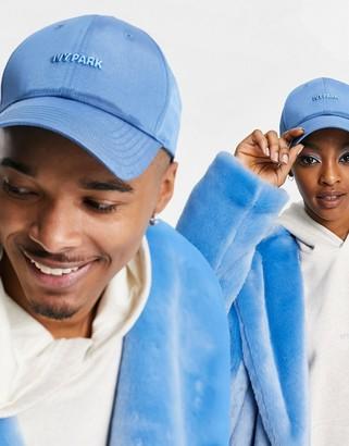 Ivy Park adidas x baseball cap in light blue