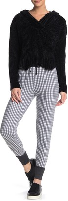 Wildfox Couture Gingham Gwen Joggers