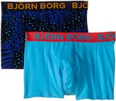 Bjorn Borg Men's 2-Pack Animal Madness Trunk
