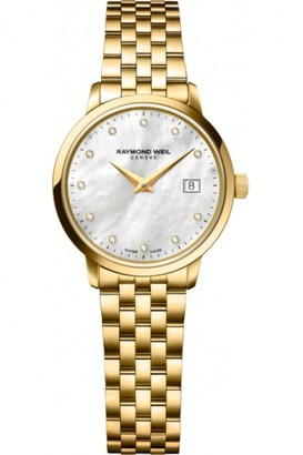 Raymond Weil Ladies Toccata Diamond Watch 5988-P-97081