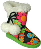 Dawgs Kids' Loudmouth Side Tie Boots