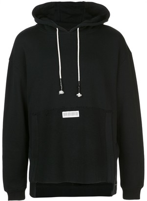 Mostly Heard Rarely Seen Inside-Out Hoodie