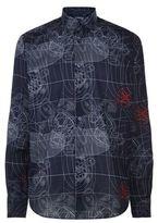 Vilebrequin Sonar Print Cotton Shirt