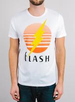 Junk Food Clothing The Flash Tee-elecw-xl