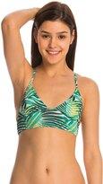 Roxy Swimwear Jungle Fever Bustia Tri Bikini Top 8145046