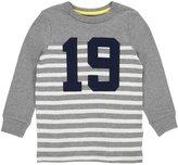 "Carter's Little Boys' Toddler ""19 Stripe"" L/S T-Shirt"