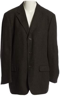Ermenegildo Zegna Anthracite Cashmere Jackets