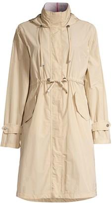 Barbour Harper Showerproof Longline Jacket