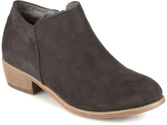 Journee Collection Sun Ankle Bootie - Wide Width