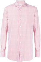 Thumbnail for your product : Glanshirt Striped Button-Up Shirt