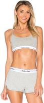 Calvin Klein Underwear Cotton Bralette