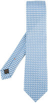 Ermenegildo Zegna textured tie - men - Silk - One Size