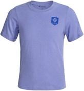 Columbia National Parks T-Shirt - Short Sleeve (For Big Kids)