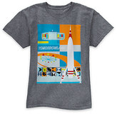 Disney ''Tomorrowland'' Tee for Adults by Michael Murphy