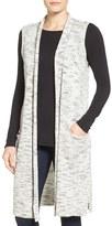 Halogen Roll Collar Knit Vest (Regular & Petite)